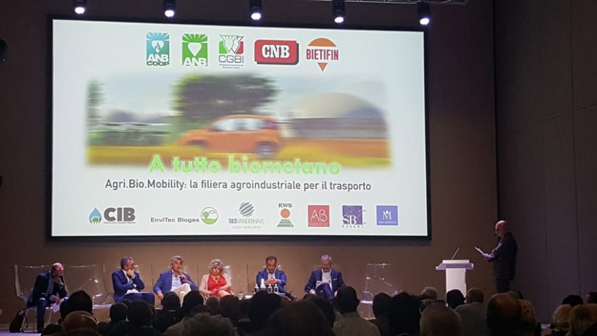 Agri.Bio.Mobility: the first agro-industrial chain for sustainable transport