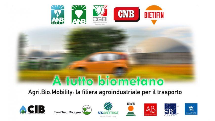 Agri.Bio.Mobility: la prima filiera agroindustriale per il trasporto sostenibile