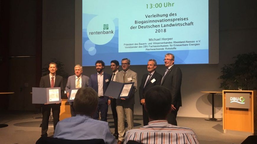 Biobeta Sediment Check di Bietifin, innovazione dell'anno in Germania!